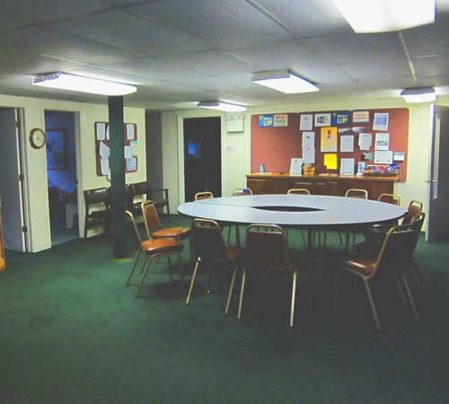 fellowship room